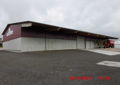 Getreidelagerhalle Neukirchen