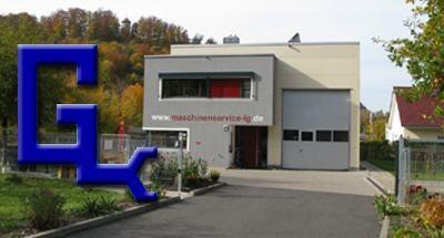 Betriebsgebäude Gortatowski