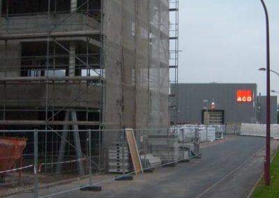 Betriebsgebäude ACO Passavant