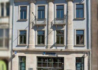 Geschäftsgebäude Eisenach