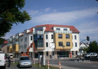 Mehrfamilienwohnhaus Gerstungen