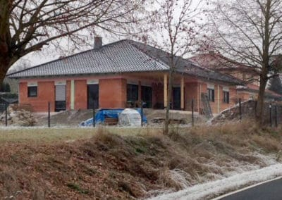Neubau Wohnhaus in Ebenshausen