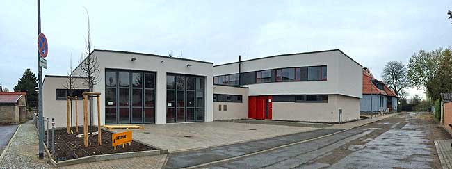Feuerwehrstützpunkt Kühnhausen