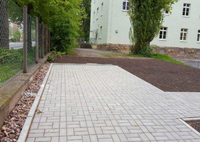 Fluchttreppe Eisenach